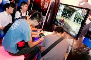 Freedom Wars on the PS Vita