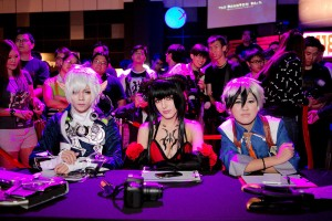 Our Guest Cosplayers
