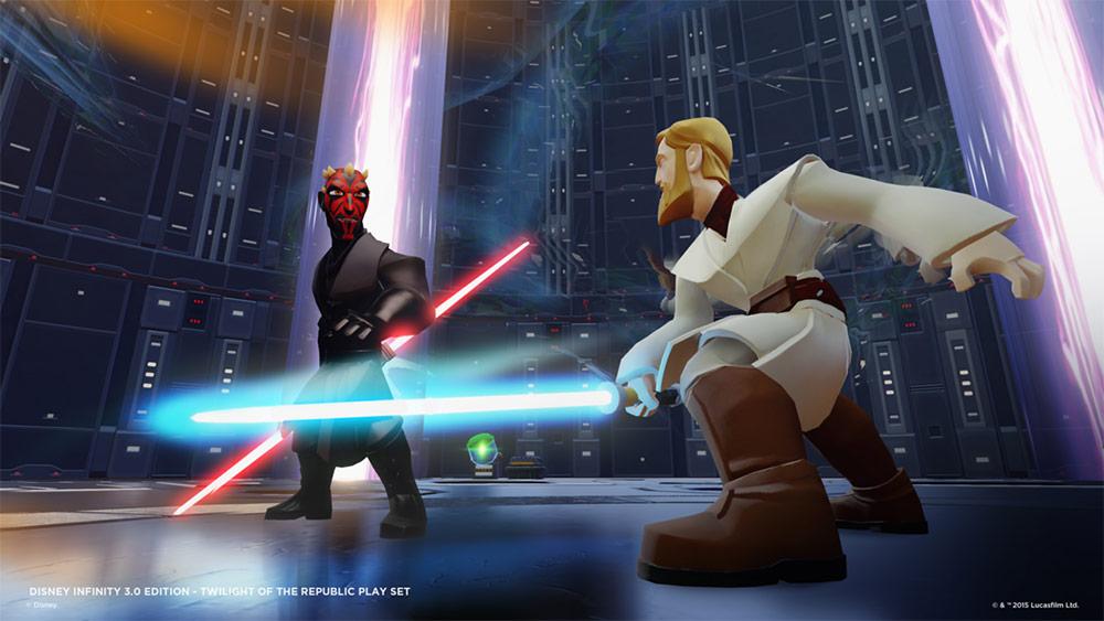Twilight of the Republic Play Set