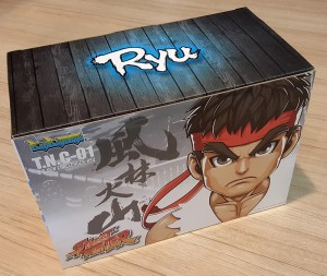 Front of the box
