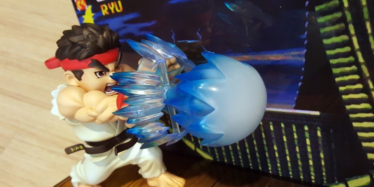 Ryu from a different angle