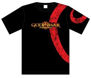 GoW3 T-shirt