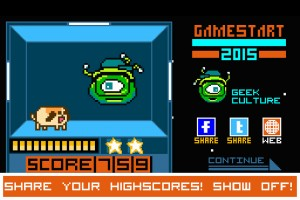 Share your high scores! Show off!