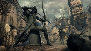 Bloodborne: The Old Hunters (PS4)