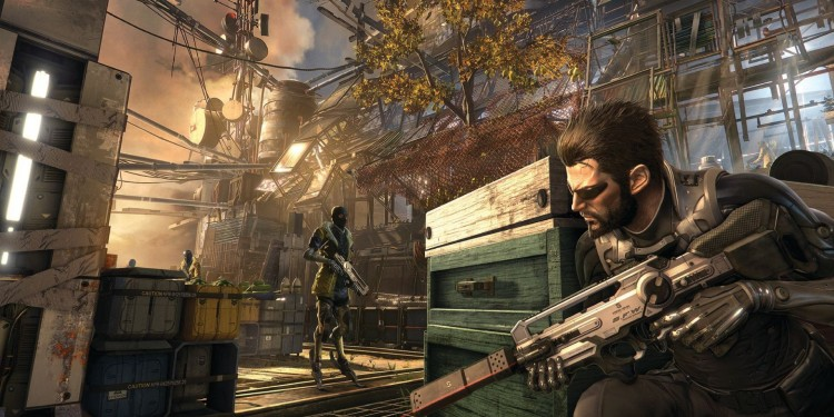 Deux Ex: Mankind Divided