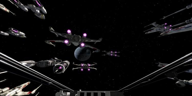 Star Wars: Battle Pod (Arcade Machine)