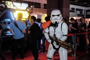 The Star Wars Battle Pod