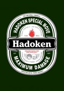 Art print - Hadoken