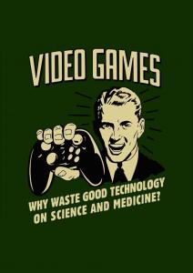 Art print - Video Games