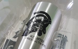 Kojima Productions Steel Tumbler