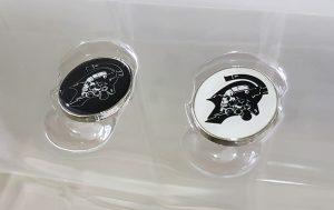 Kojima Productions Brass Pins