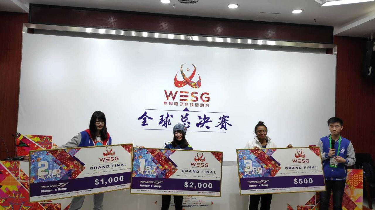 Wesg 2019 Chongqing Tekken 7 Invitational Gamestart Asia
